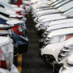 Статистика продаж автомобилей в Европе в 2017 году