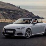 Audi TT отмечает 20 лет выходом лимитированной версии с бензиновым мотором