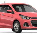 Chevrolet Spark руководство по эксплуатации