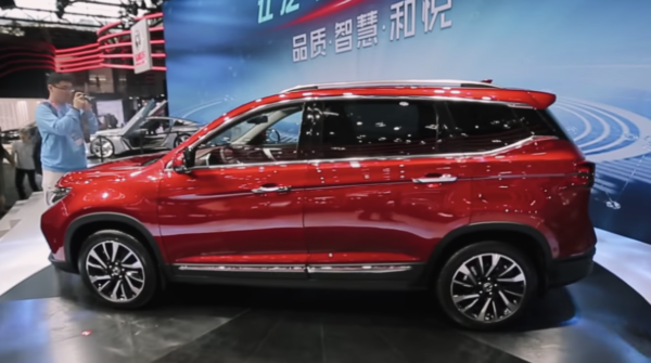 dongfeng t5 фото