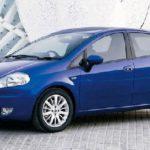 Fiat Punto: руководство по эксплуатации