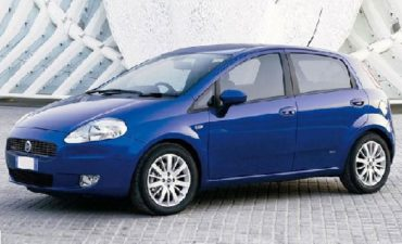 Fiat Punto инструкция по эксплуатации