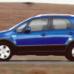 Fiat Sedici: руководство по эксплуатации