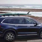 Honda Pilot 2019 – обновление флагмана
