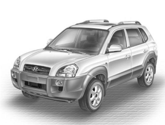 Hyundai Tucson руководство по эксплуатации