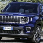 В Турине показали обновленную модель мини-кроссовера Jeep Renegade 2019