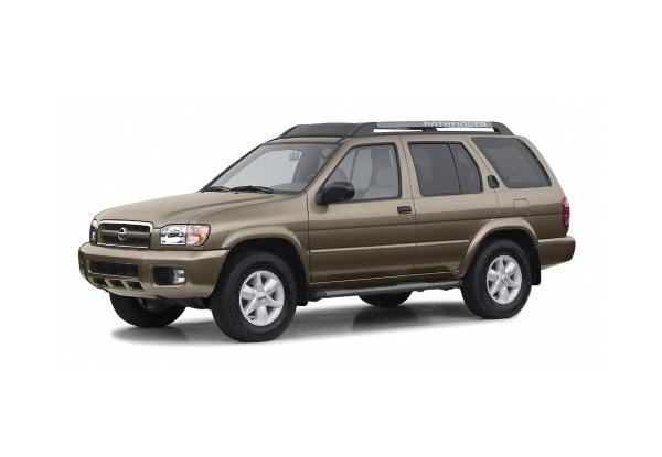 Руководство по эксплуатации Nissan Pathfinder