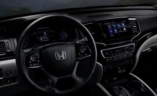 Новая Хонда Пилот 2019