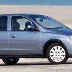 Opel Corsa: инструкция по эксплуатации