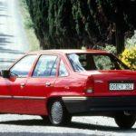 Инструкция по эксплуатации Opel Kadett E (1985-1993)