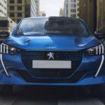 В  Германии стартовали продажи Peugeot e-208