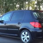 Peugeot 307: инструкция по эксплуатации