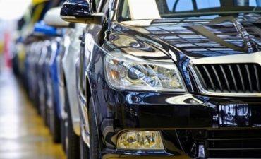 Продажи автомобилей Украина август 2018