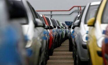 Продажи автомобилей во время карантина в Европе