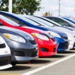 Продажи импортных автомобилей Украина август 2018