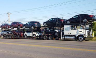 Продажи новых авто в Украине в марте 2019 года