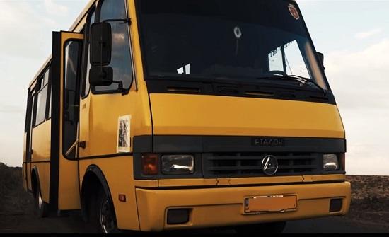 Производство автобусов Украина