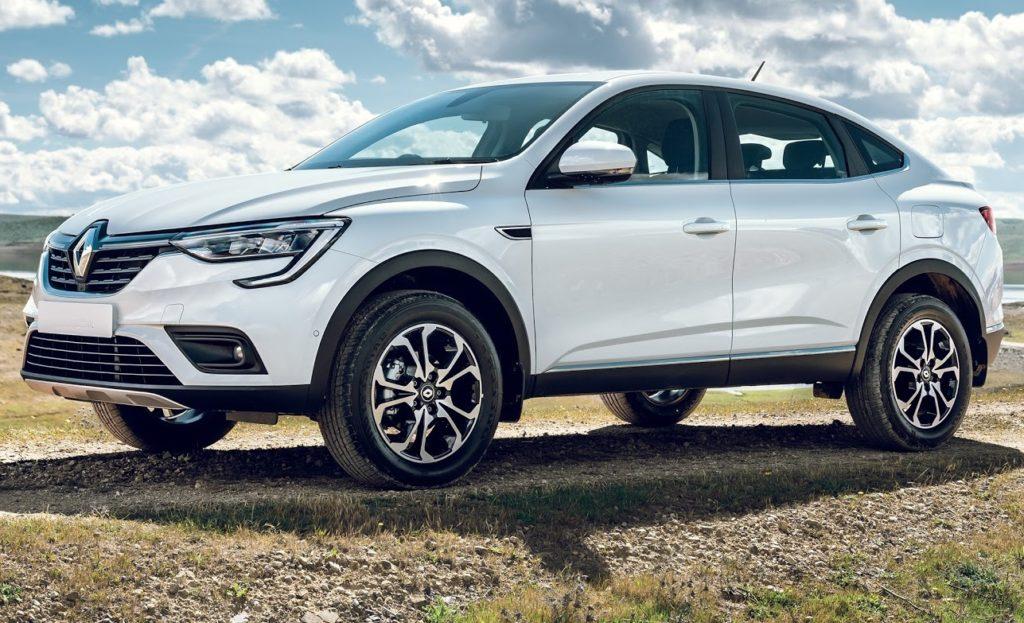 Renault Arkana руководство по эксплуатации