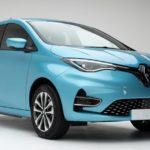 Renault обновила электрокар Zoe