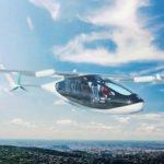 Rolls Royce разрабатывает двигатель для летающего такси