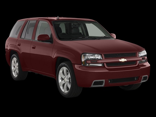 руководство chevrolet trailblazer скачат