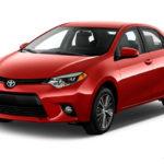 Toyota Corolla: инструкция по эксплуатации