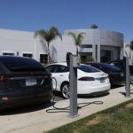 Калифорния стала вторым по объему рынком электрокаров в мире