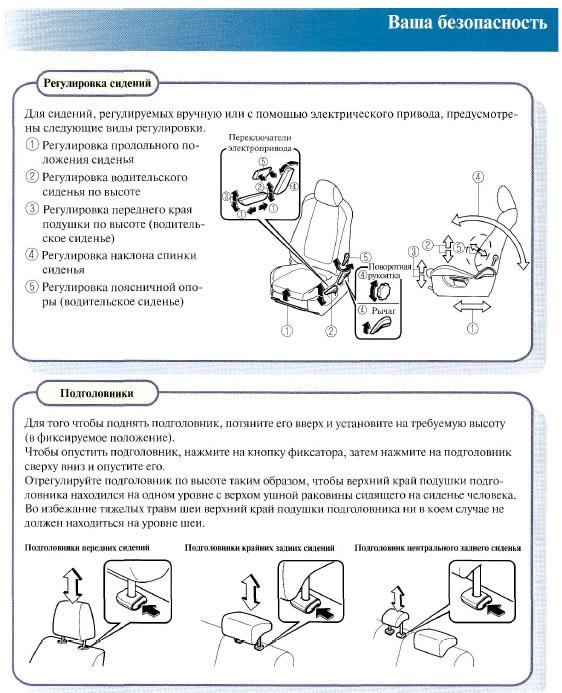 Скачать инструкцию Мазда СХ 5