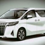 Инструкция по экспуатации Toyota Alphard