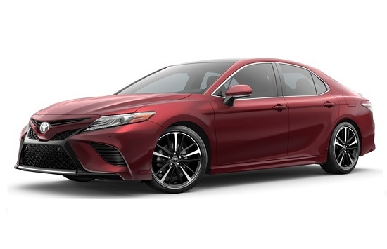 Руководство по эксплуатации Toyota Camry