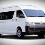 Toyota Hiace: инструкция по эксплуатации