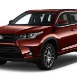 Toyota Highlander: инструкция по эксплуатации