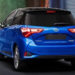 Toyota Yaris: инструкция по эксплуатации