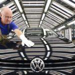 В январе-мае лидером мирового авторынка стал Volkswagen Group